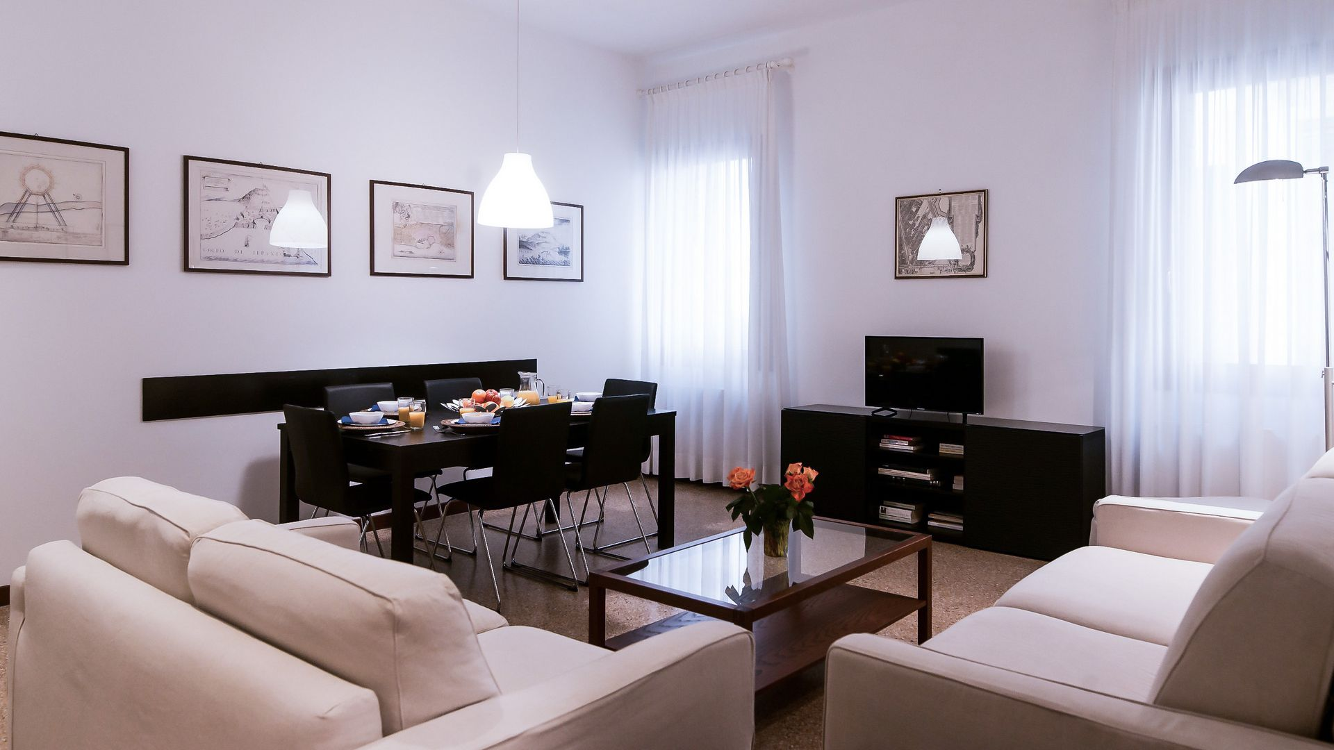 Ca' Foscolo apartment